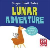 Finger Trail Tales: Lunar Adventure by Pat-A-Cake image