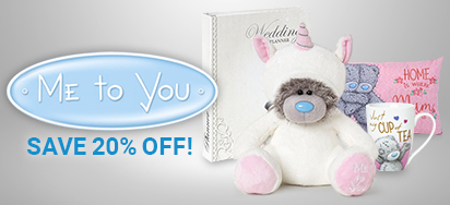 20% off Me To You!