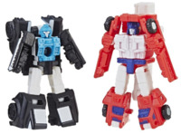 Transformers: War For Cybertron - Micromaster 2-Pack - Autobot Rescue Team