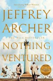 Nothing Ventured by Jeffrey Archer image