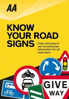AA Know Your Road Signs image