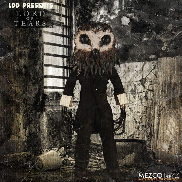 "Living Dead Dolls Presents: Lord of Tears: Owlman - 10"" Doll"