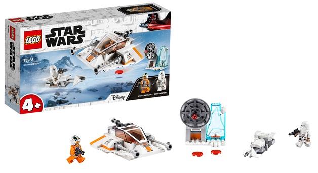 LEGO Star Wars: Snowspeeder - Starter Pack (75268)