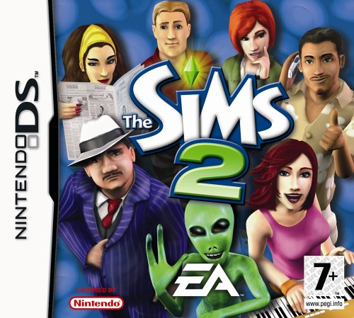 The Sims 2 for Nintendo DS image