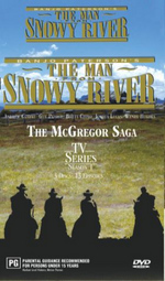 Man From Snowy River The, McGregor Saga Season 1 on DVD