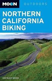 Moon Northern California Biking by Anne Marie Brown image