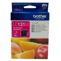 Brother Ink Cartridge LC131M (Magenta)