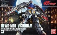HGCC 1/144 Turn A Gundam - Model kit