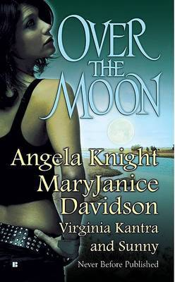 Over the Moon by Angela Knight image