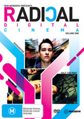Wim Wenders Presents Radical Digital Cinema - Vol. 1 (Egoshooter / 1/2 The Rent) (2 Disc Set) on DVD
