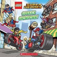 LEGO DC Comics Super Heroes: Sidekick Showdown! by Trey King