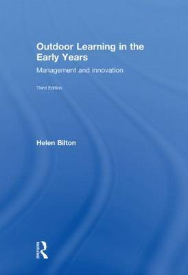 Outdoor Learning in the Early Years by Helen Bilton image