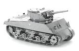 Metal Earth: Sherman Tank - Model Kit