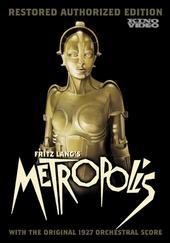 Metropolis on DVD