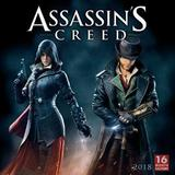 Assassin's Creed 2018 Wall Calendar by Ubisoft Entertainment