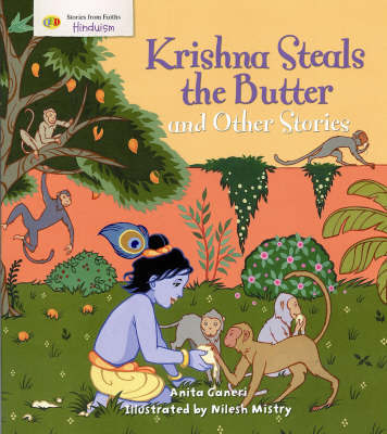 """Krishna Steals the Butter"" and Other Stories by Anita Ganeri"