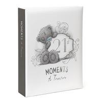 Me To You Signature - Photo Album 21St Birthday (Gift Boxed)