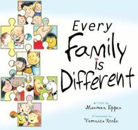 Every Family is Different by Maureen Eppen image