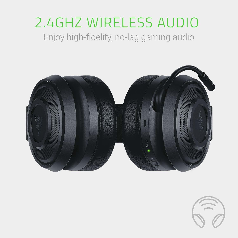 Razer Nari Essential Wireless Gaming Headset for PC image
