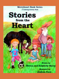 Stories from the Heart by Merry Steven image
