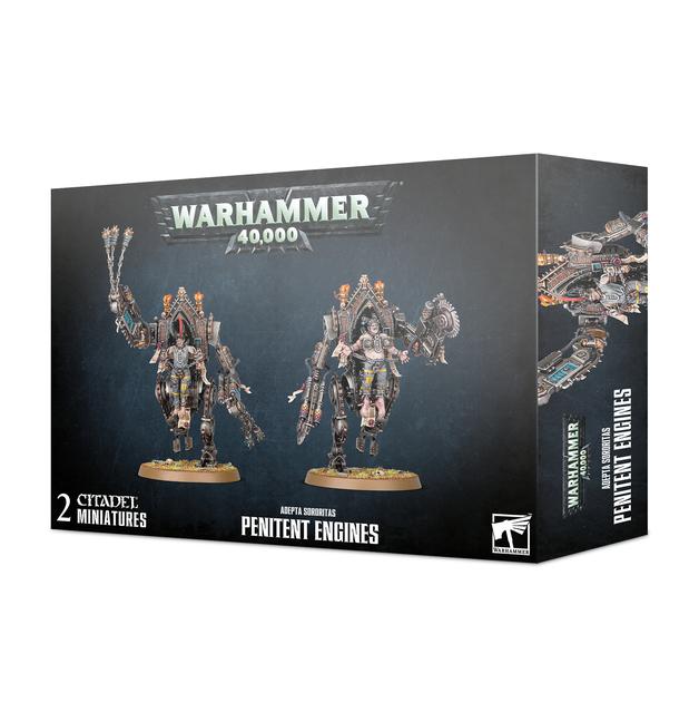 Warhammer 40,000: Adepta Sororitas Penitent Engines