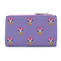 Loungefly: Disney Daisy Duck Face Wallet image