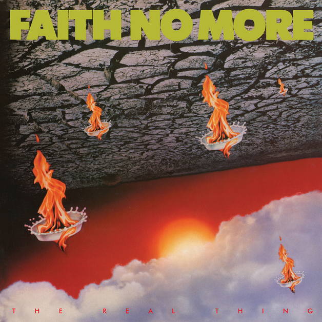 The Real Thing (Limited Coloured Vinyl) by Faith No More