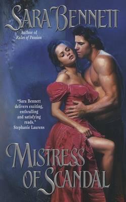 Mistress of Scandal by Sara Bennett image
