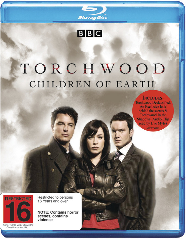 Torchwood - Children of Earth (2 Disc Set) on Blu-ray