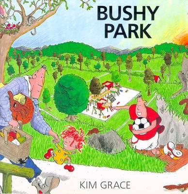Bushy Park by Kim Grace