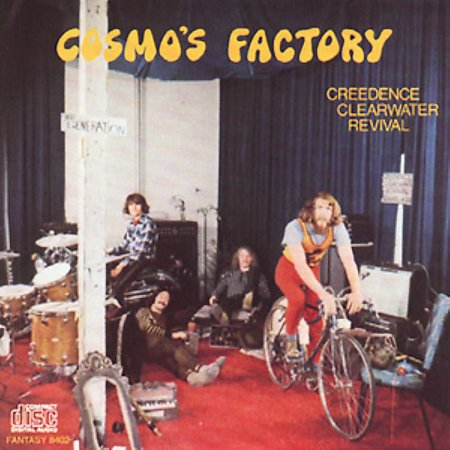 Cosmo's Factory by Creedence Clearwater Revival image