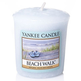 Yankee Candle Sampler Votive - Beach Walk (49g)