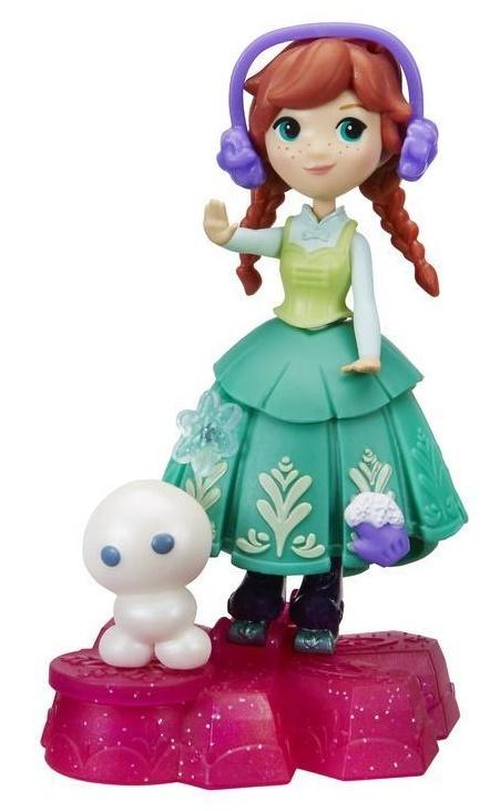Disney Princess: Little Kingdom - Glide 'n Go Anna Doll