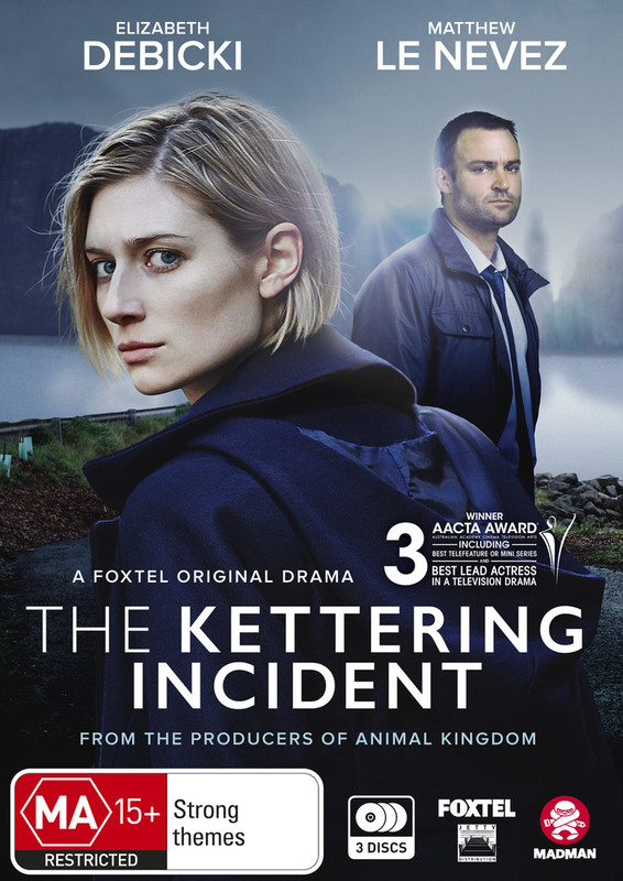 The Kettering Incident on DVD