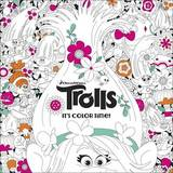 It's Color Time! (DreamWorks Trolls) by Random House