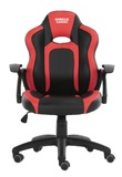 Gorilla Gaming Little Monkey Chair - Red & Black for
