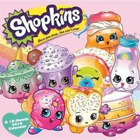 Shopkins 2018 Wall Calendar