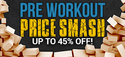 Pre-Workout Price Smash