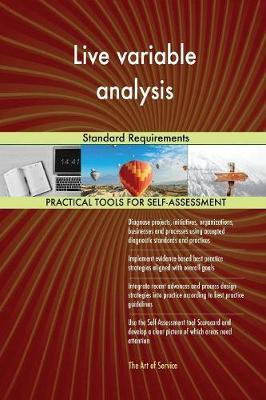 Live Variable Analysis Standard Requirements by Gerardus Blokdyk image