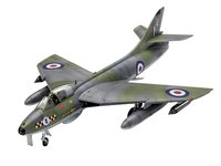 Revell 1/72 British Legends: Hawker Hunter FGA.9 - Scale Model Kit