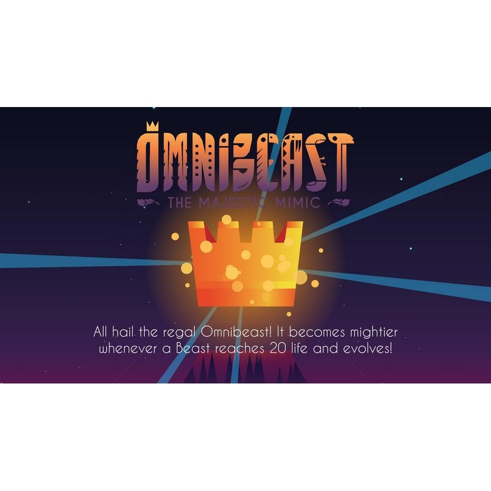 Beasts of Balance: Ominbeast image
