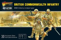 British Commonwealth Infantry (In Desert Gear) image