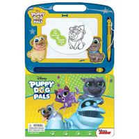 Puppy Dog Pals – Learning Book With Magnetic Drawing Pad