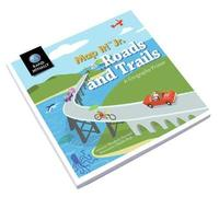 Map It! Jr., Roads and Trails ] a Geography Primer by Rand McNally
