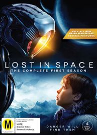 Lost In Space Season 1 on DVD