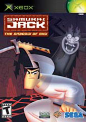 Samurai Jack for Xbox