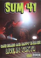Sum 41 - Sake Bombs & Happy on DVD