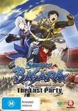 Sengoku Basara - Samurai Kings Movie: The Last Party on DVD