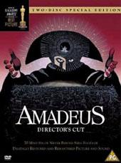 Amadeus - Director's Cut (2 Disc Set) on DVD