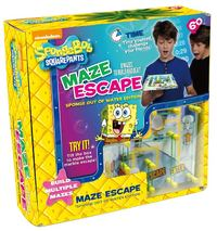Sponge Bob Maze Escape Game